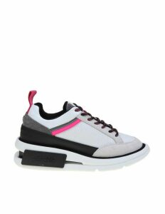 Panchic Sneakers In Fabric And Suede