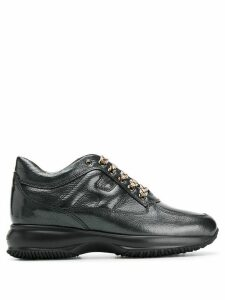 Hogan Interactive low top sneakers - Black