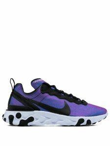 Nike react element 55 prm sneakers - Black