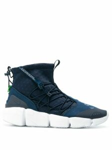 Nike Air Footscape Mid Utility sneakers - Blue