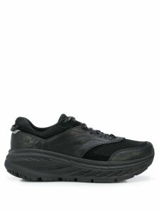 Opening Ceremony x Hoka One One chunky sole sneakers - Black