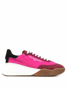 Stella McCartney Loop low-top sneakers - PINK