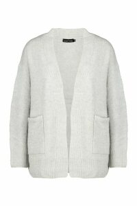 Womens Edge To Edge Cardigan - White - M, White