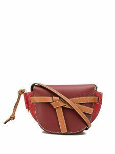 Loewe Gate mini bag - Red