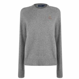 Polo Ralph Lauren Wool Crew Neck Sweater