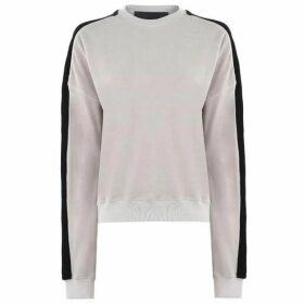 Haider Ackermann Velour Sweatshirt