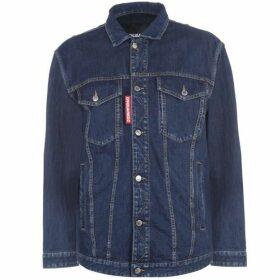 DSquared2 Oversized Denim Jacket