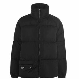 Prada Belt Puffa Jacket