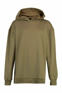 Extreme Oversized Hoody - green - XL, Green