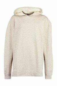 Extreme Oversized Hoody - beige - M, Beige