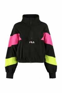 Fila Stad-up Collar Fleece Sweatshirt