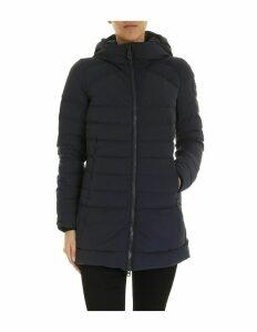 Peuterey Jacket Lenmana Ag 01 In Nylon Color Blue