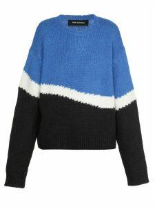 Neil Barrett Multicolor Oversize Sweater