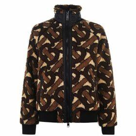 Burberry Tb Monogram Teddy Jacket