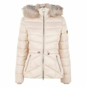 Barbour International ISLAND QUILTED JACKET