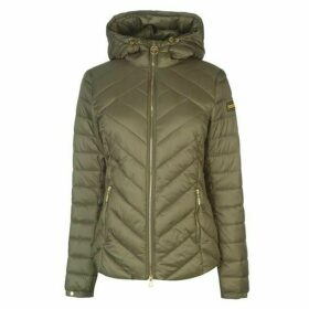 Barbour International Barbour Durant Quilted Jacket