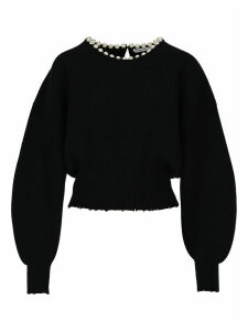 Alexander Wang Embellished Sweater