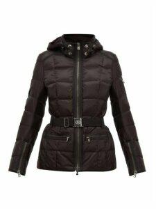Bogner - Gloria Quilted Down-filled Ski Jacket - Womens - Black