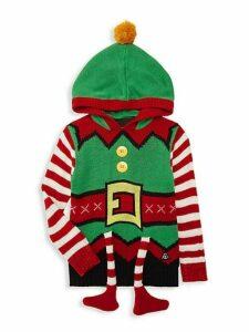Little Boy's & Boy's Elf Sweater