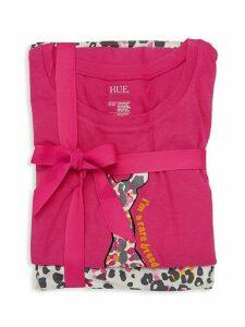 Rare Breed 2-Piece Print Pajama Set