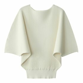 Loose Fit Ribbed Jumper