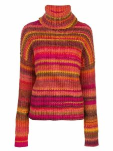 Altuzarra turtleneck striped jumper - SINOPIA