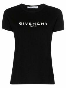 Givenchy logo print T-shirt - Black