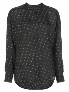Isabel Marant Étoile button-up blouse - Black