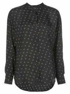 Isabel Marant Étoile button-up blouse - Black
