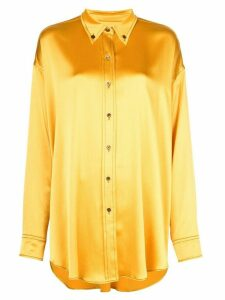 Sies Marjan Kiki oversized shirt - Yellow