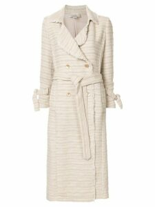 We Are Kindred Florence trenchcoat - White