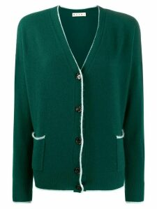 Marni knitted cardigan - Green