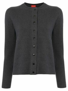 Des Prés button-up cardigan - Blue
