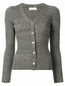 Tomorrowland ribbed knit jumper - Grey