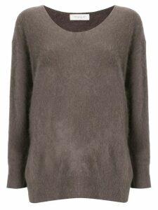 Tomorrowland v-neck jumper - Grey
