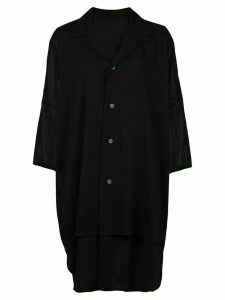 Y's oversized shirt - Black