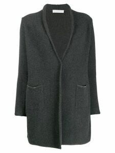 Fabiana Filippi V-neck cardigan - Grey
