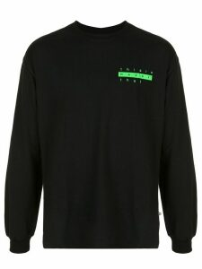 This Is Never That logo crewneck sweatshirt - Black