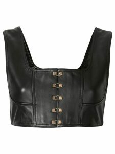Alice McCall crop Street top - Black
