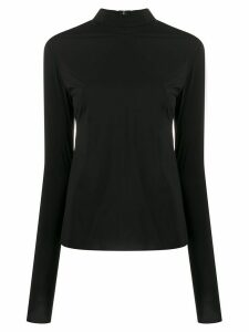 AMBUSH high-neck top - Black