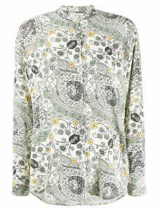Isabel Marant Étoile Catchell long-sleeve blouse - NEUTRALS
