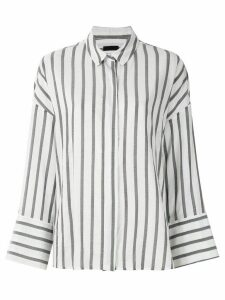 Osklen Stripe oversized shirt - Multicolour
