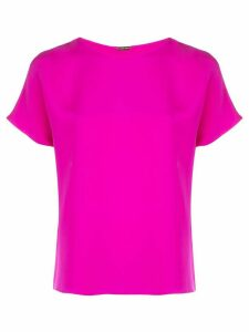 Adam Lippes Dolman short-sleeve top - PINK