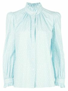 Marc Jacobs The Prairie blouse - Blue