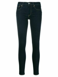 Polo Ralph Lauren mid-rise skinny jeans - Blue