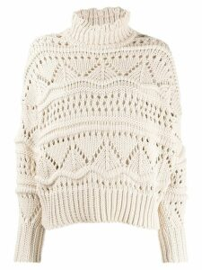 Isabel Marant Étoile Naka pullover jumper - NEUTRALS