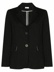 Rosetta Getty single-breasted blazer - Black