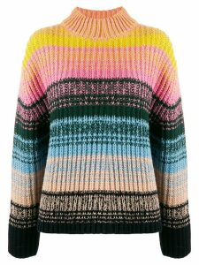 Essentiel Antwerp Vietiane striped jumper - Pink