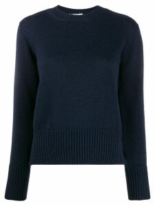 Zanone slim fit jumper - Blue