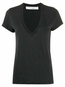 IRO v-neck T-shirt - Black